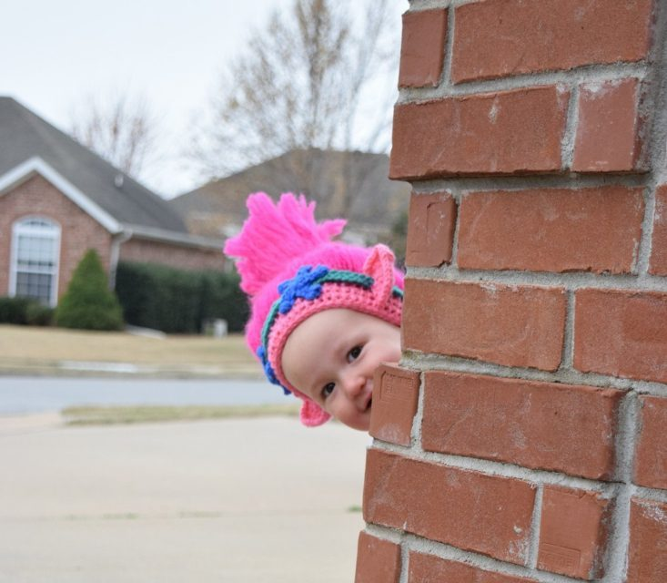 Kira Taylor Troll Hats for Toddlers