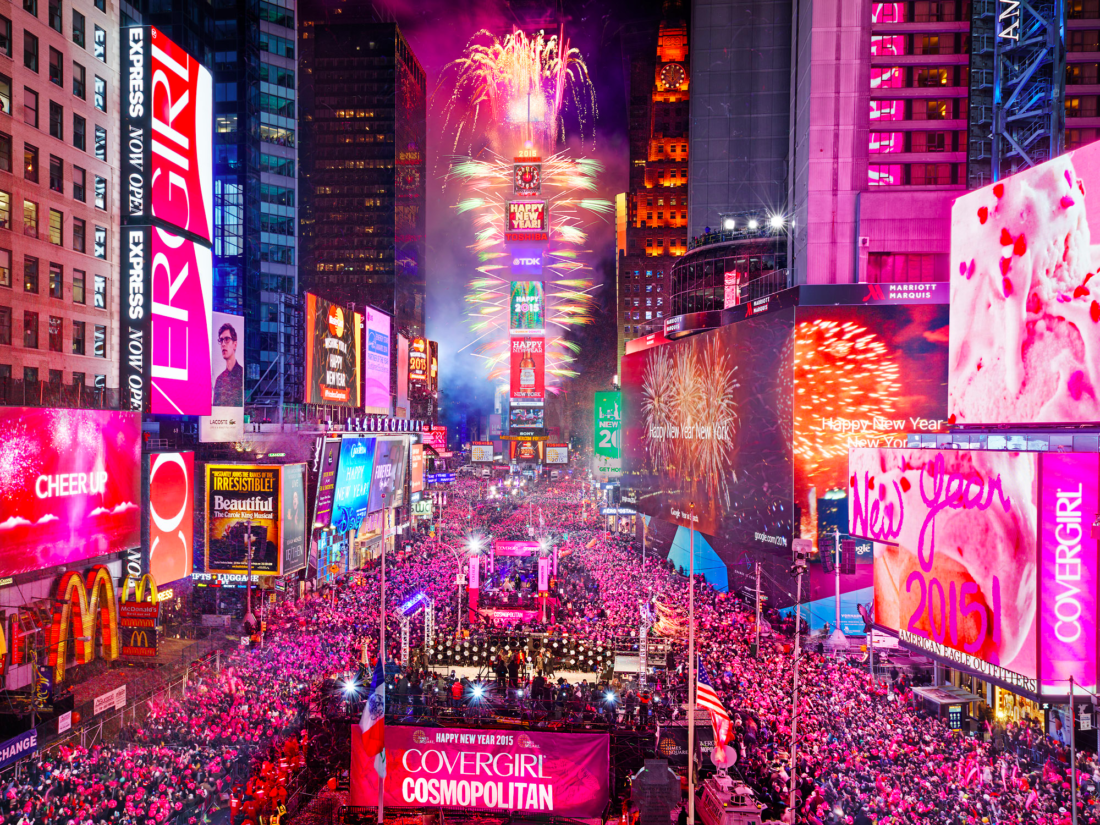 NNew Year's Eve Times Square