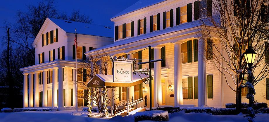 Fabelagtig Equinox Resort Manchester Vermont