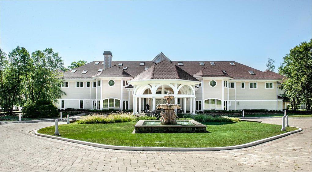 50 Cent's Connecticut Mansion For Sale