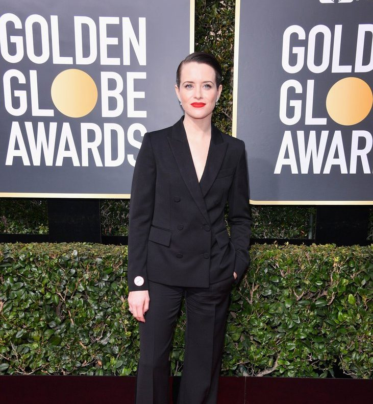 Pantsuits Dominated Golden Globes
