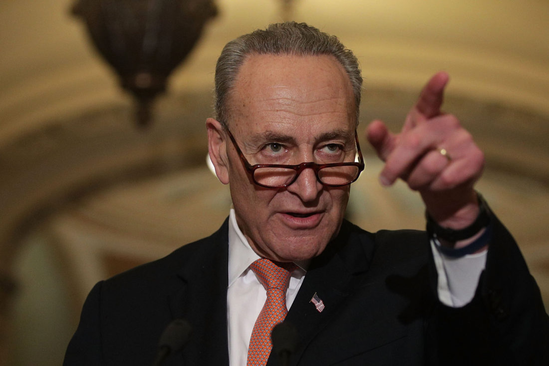 Chuck Shumer (New York Post)