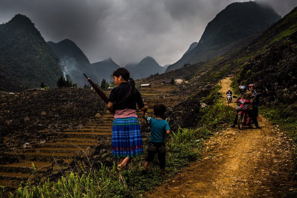 Young girls are being kidnapped from a rual village in Vietnam
