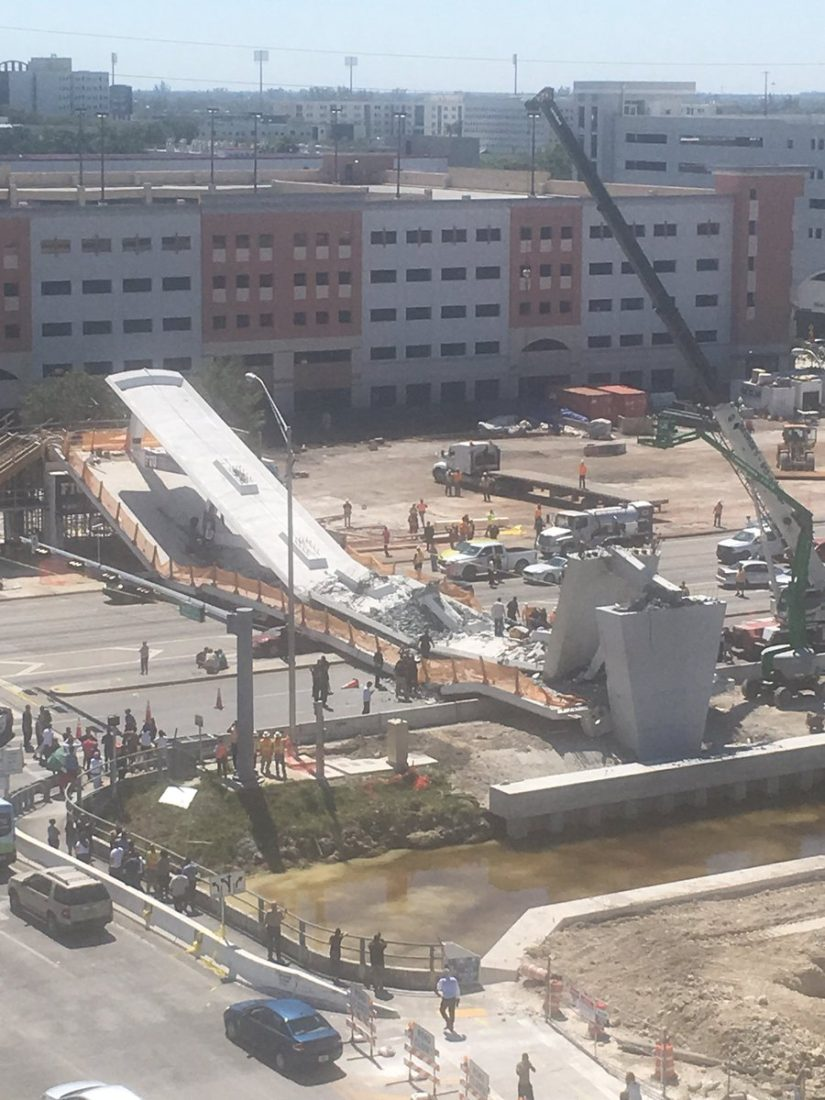 Florida International University Bridge Collapse