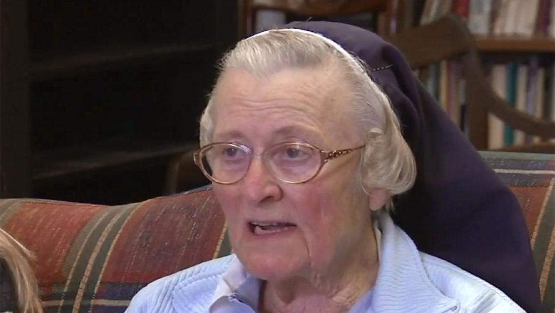 Sister Catherine Rose Holzman