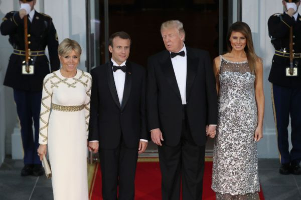 State dinner by Melania