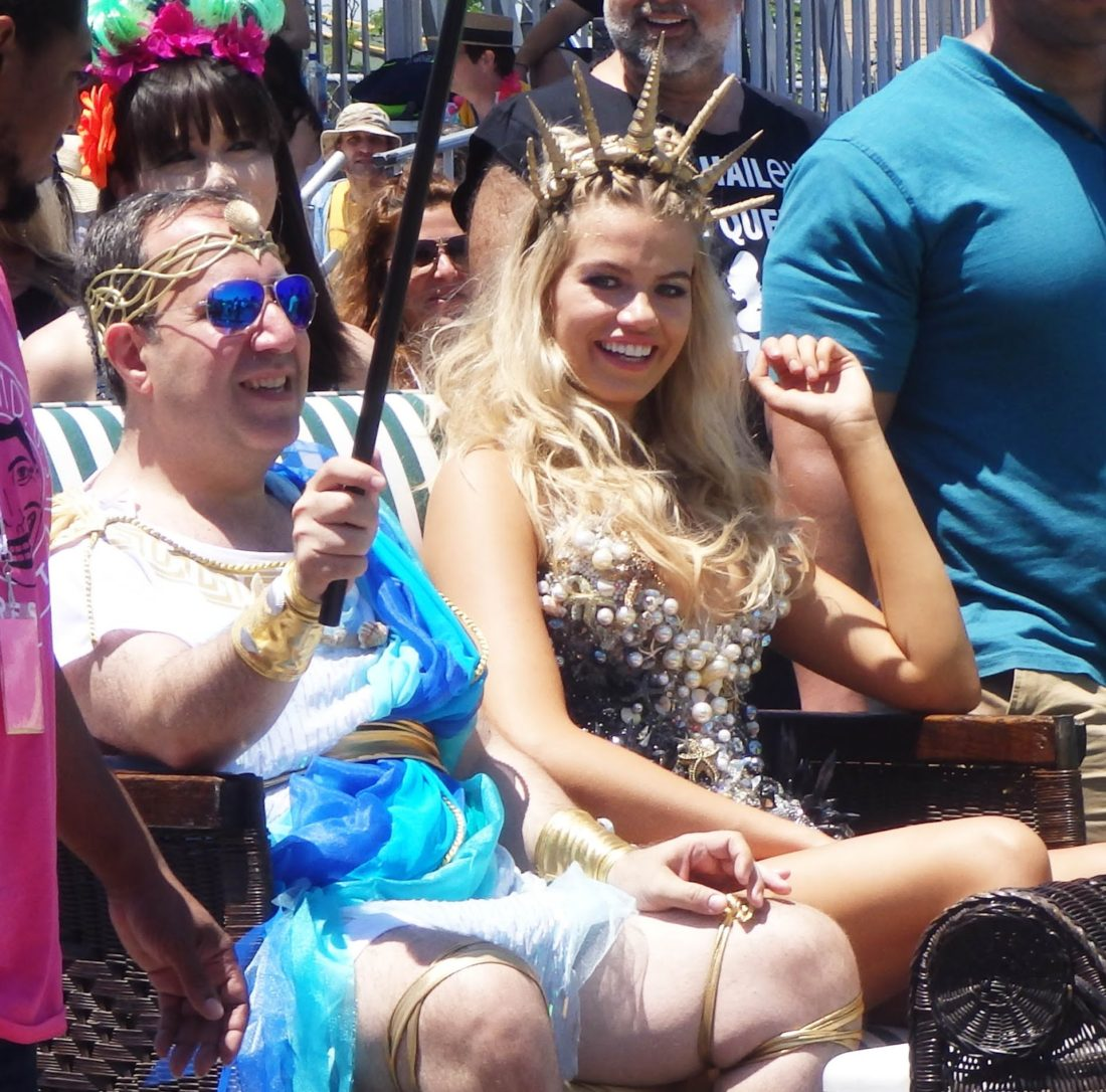 The Annual Coney Island Mermaid Parade