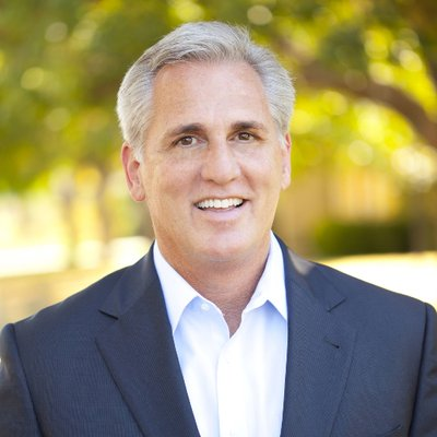 House Leader Kevin McCarthy