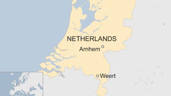 Policía Foil ataque terrorista en Holanda