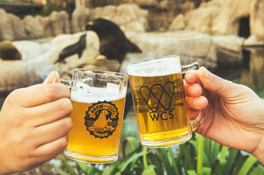 Beer Tasting at the Zoo